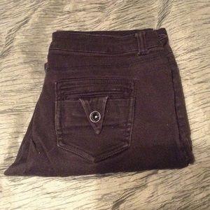 Boom Boom jeans size 9, 29.5 inseam